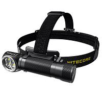 Linterna Frontal LED Nitecore 2700 lúmenes Recargable USB HC35