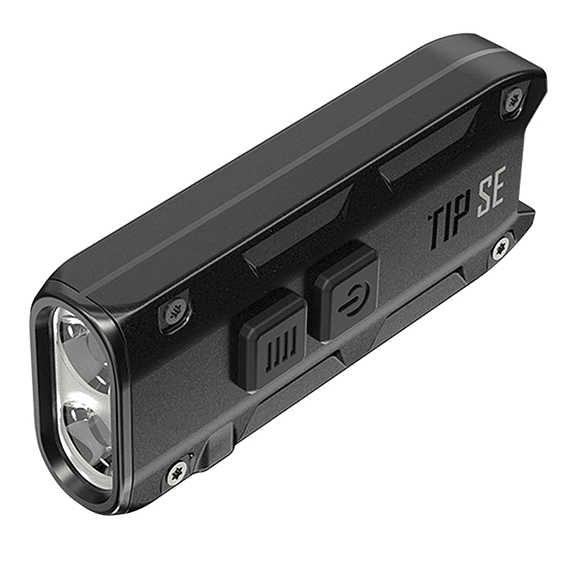 Linterna Compacta LED Nitecore 700 lúmenes Recargable USB TIP SE Gris- Image 2