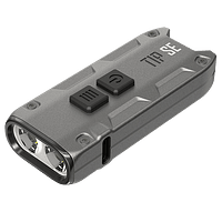 Linterna Compacta LED Nitecore 700 lúmenes Recargable USB TIP SE Gris