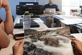 Curso Gestión de color e Impresión FineArt