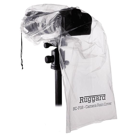 Protector Lluvia Plástico x2 Ruggard- Image 1