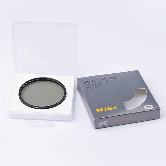 Filtro NiSi PRO Nano HUC Polarizador- Image 4
