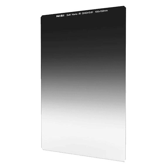 Filtro NiSi PRO Nano Soft IR GND4 (0,6) 2 pasos 100mm- Image 1
