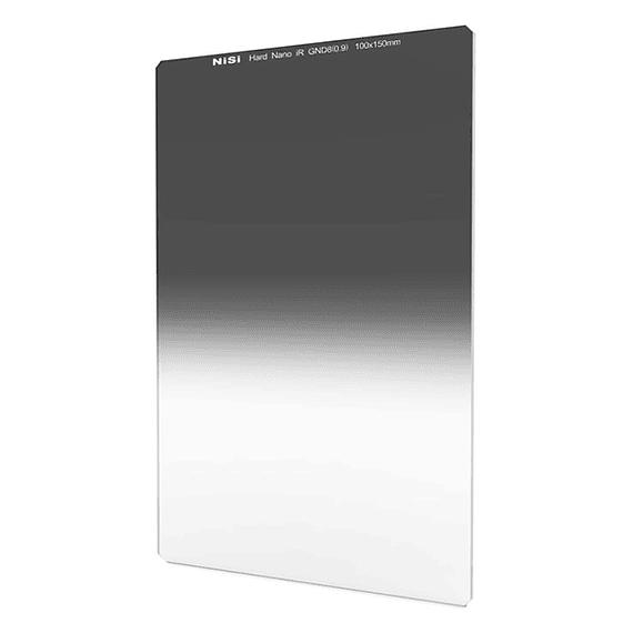 Filtro NiSi PRO Nano Hard IR GND8 (0,9) 3 pasos 100mm- Image 1
