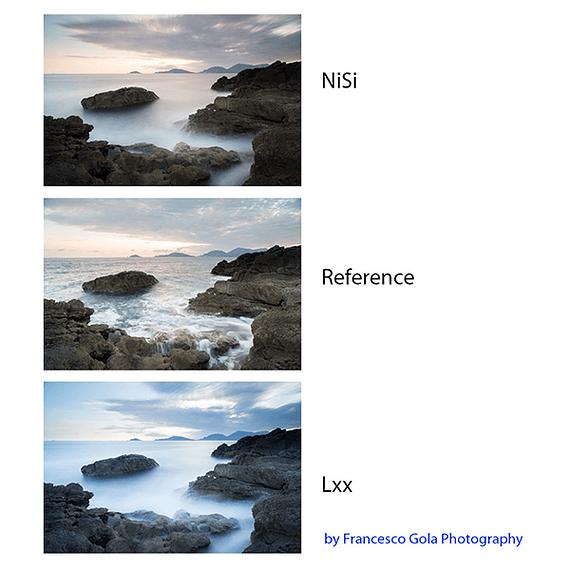 Filtro NiSi PRO Nano Soft IR GND16 (1,2) 4 pasos 100mm- Image 5