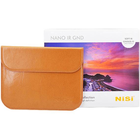 Filtro NiSi PRO Nano Soft IR GND8 (0,9) 3 pasos 100mm- Image 7