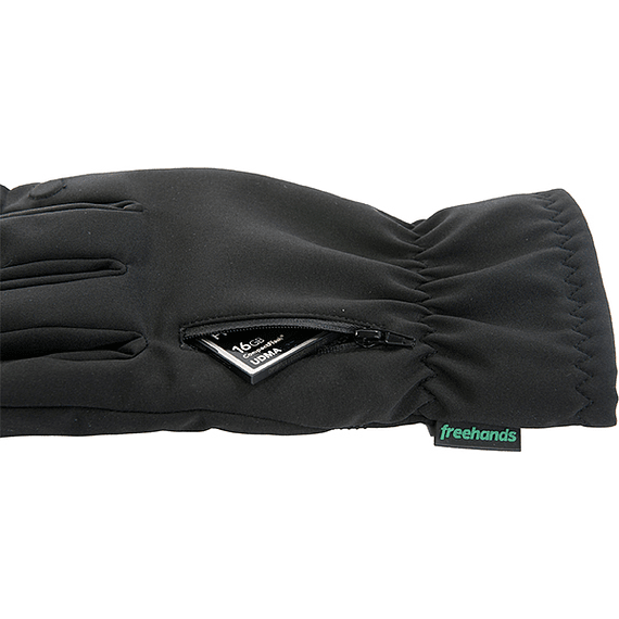 Guante Fotográfico Freehands Hombre Softshell- Image 2