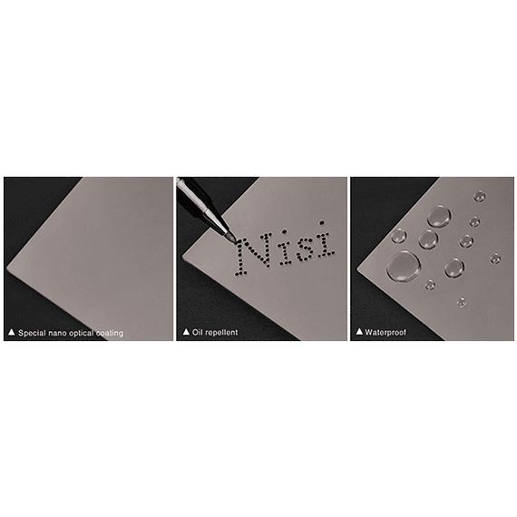 Filtro NiSi PRO Nano Reverse IR GND8(0.9) 3 pasos 100mm- Image 8
