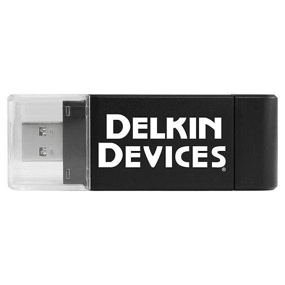 Lector Tarjetas USB 3.0 SD & microSD Delkin Devices- Image 1