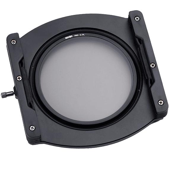 Portafiltros Profesional NiSi 100mm V5 PRO con Polarizador- Image 1