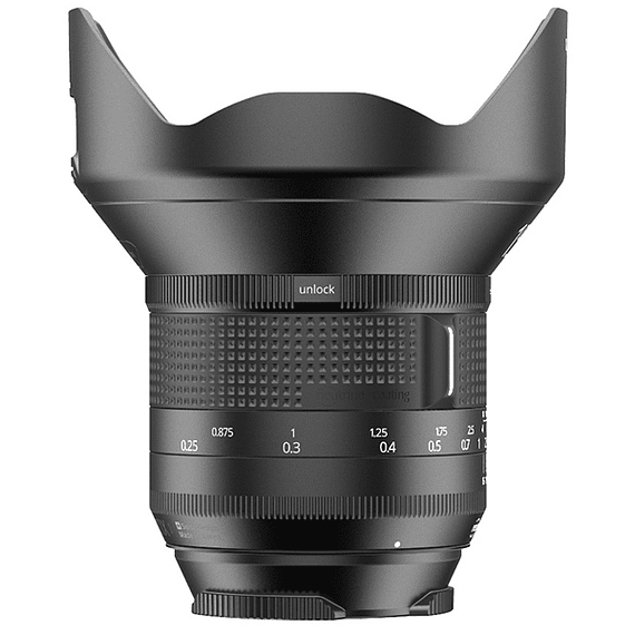 Lente Irix Lens 15mm F/2.4 Firefly para Pentax- Image 4