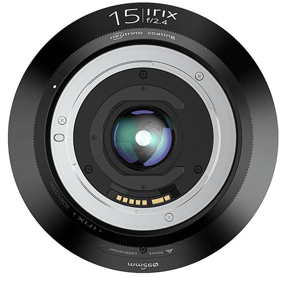 Lente Irix Lens 15mm F/2.4 Firefly para Canon- Image 7