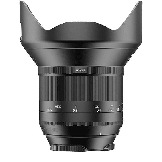 Lente Irix Lens 15mm F/2.4 Blackstone para Canon- Image 3