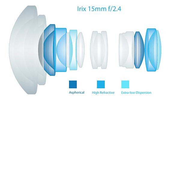 Lente Irix Lens 15mm F/2.4 Firefly para Canon- Image 13