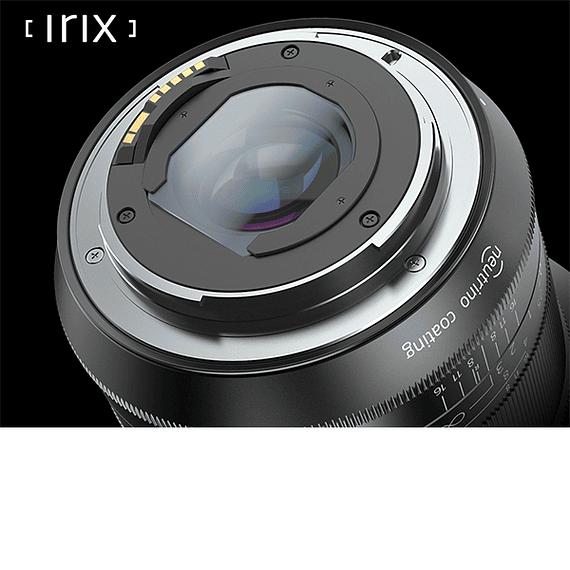 Lente Irix Lens 15mm F/2.4 Blackstone para Canon- Image 7