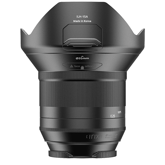 Lente Irix Lens 15mm F/2.4 Blackstone para Pentax- Image 5