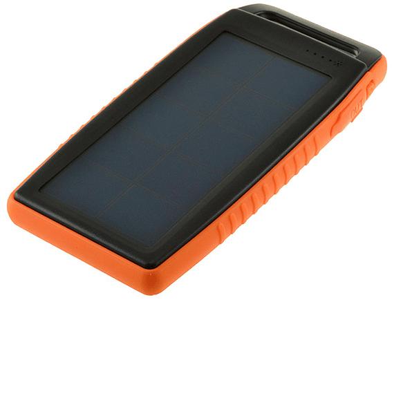 Batería Externa Jupio con Panel Solar 10000 mAh- Image 1
