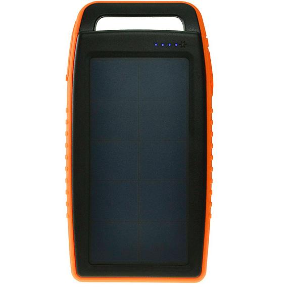 Batería Externa Jupio con Panel Solar 10000 mAh- Image 2