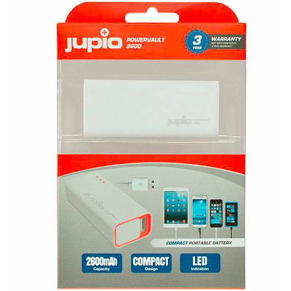 Batería Externa Jupio PowerVault 2600 mAh- Image 3