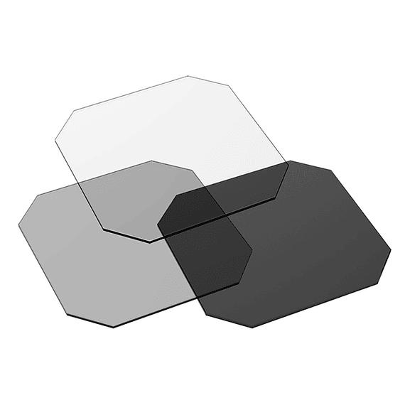 Set Irix Lens 15 filtros ND Gelatina Edge 29x29mm ND4, ND8 y ND16- Image 1