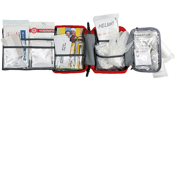 Botiquín Primeros Auxilios Complete Tatonka- Image 2
