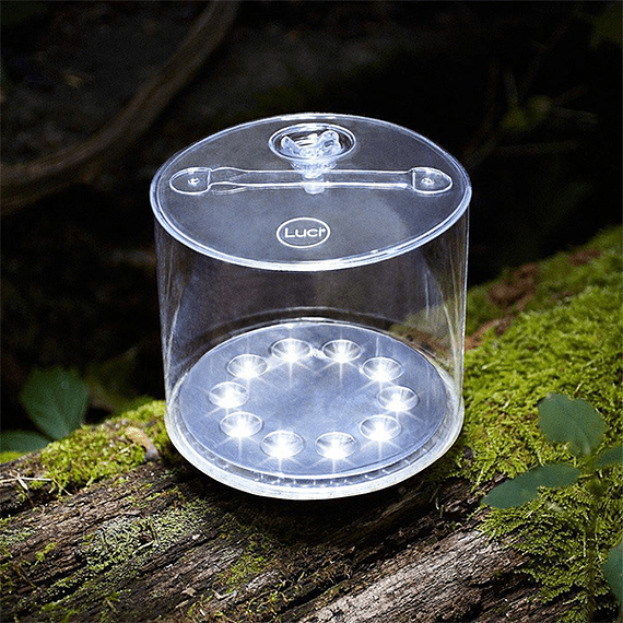 Lámpara Solar Inflable Outdoor Luci- Image 5
