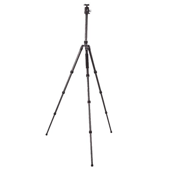 Trípode Carbono Leofoto con Cabezal 4 Sec. LE-284C- Image 11