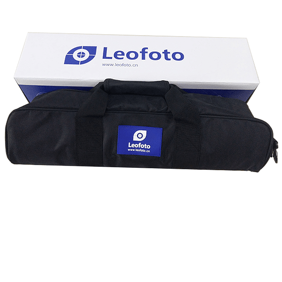 Trípode Carbono Leofoto con Cabezal 4 Sec. LE-284C- Image 17