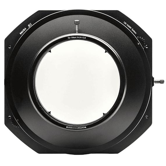Portafiltros Profesional NiSi 150mm S5 con Polarizador para Nikon 14-24- Image 2