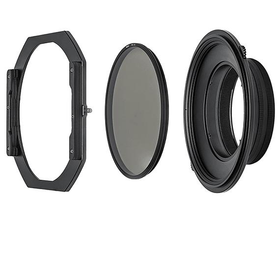 Portafiltros Profesional NiSi 150mm S5 con Polarizador para Nikon 14-24- Image 3