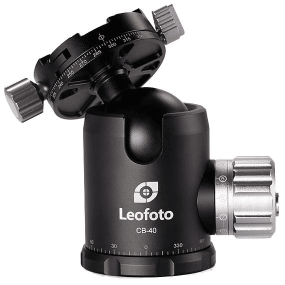 Trípode Carbono Leofoto con Cabezal 4 Sec. LE-284C- Image 19
