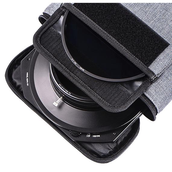 Portafiltros Profesional NiSi 150mm S5 con Polarizador para Nikon 14-24- Image 17