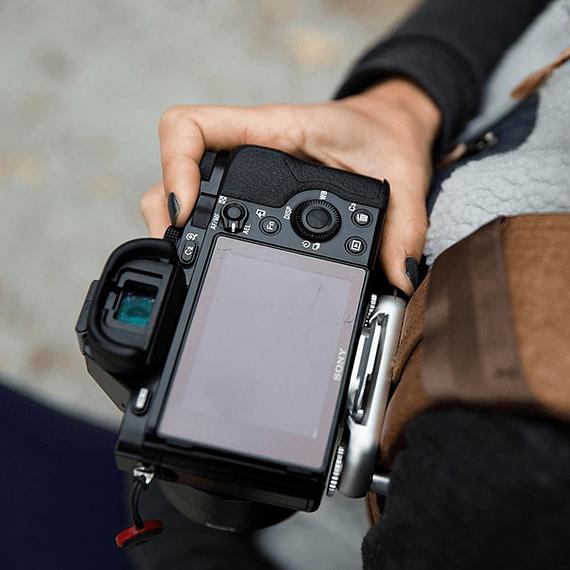Clip Capture V3 Peak Design con Standard Plate Negro- Image 9