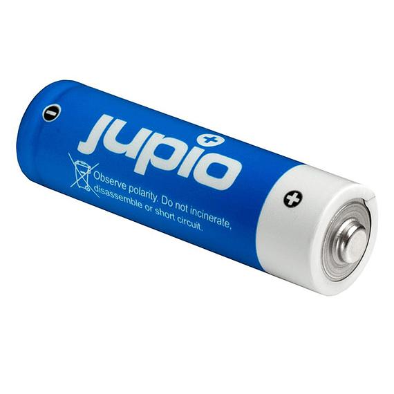 Pilas Alcalinas Jupio AA LR6 10 unidades- Image 1