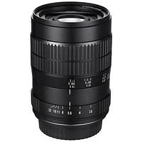 Lente Laowa 60mm f/2.8 2X Ultra-Macro para Canon, Nikon y otros
