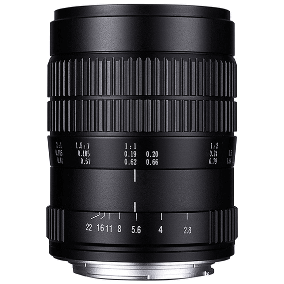 Lente Laowa 60mm f/2.8 2X Ultra-Macro para Canon, Nikon y otros- Image 2