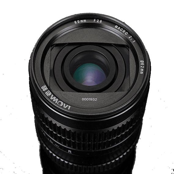 Lente Laowa 60mm f/2.8 2X Ultra-Macro para Canon, Nikon y otros- Image 3