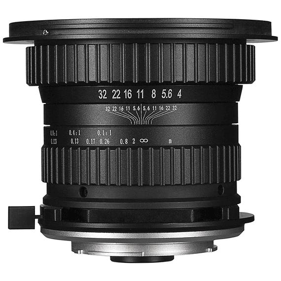 Lente Laowa 15mm f/4 1X Wide Angle Macro con SHIFT para Canon, Nikon y otros- Image 3