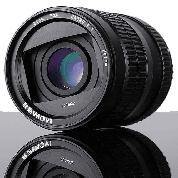 Lente Laowa 60mm f/2.8 2X Ultra-Macro para Canon, Nikon y otros- Image 5