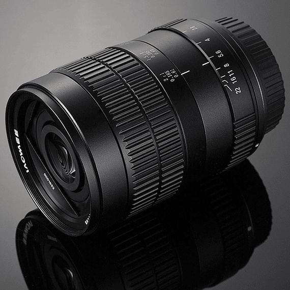 Lente Laowa 60mm f/2.8 2X Ultra-Macro para Canon, Nikon y otros- Image 6