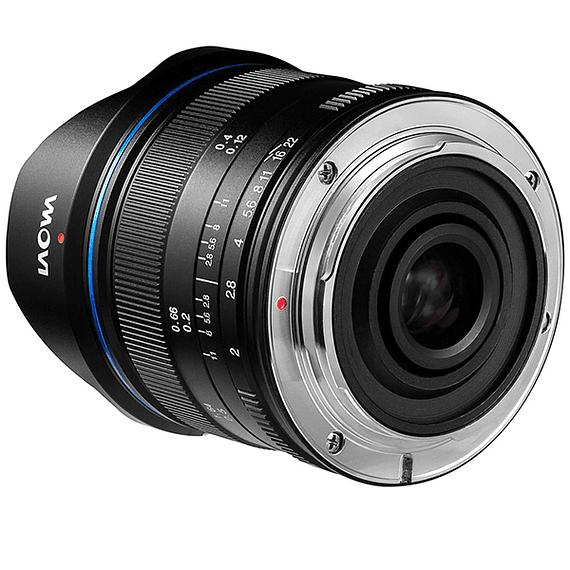 Lente Laowa 7.5mm f/2 MFT para Micro Cuatro Tercios Ultra-Light- Image 4