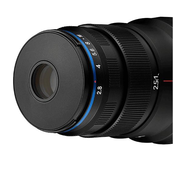 Lente Laowa 25mm f/2.8 2.5-5X Ultra Macro Canon, Nikon y otros- Image 6