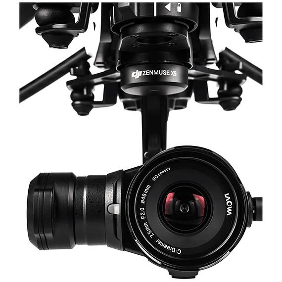 Lente Laowa 7.5mm f/2 MFT para Micro Cuatro Tercios Ultra-Light- Image 9