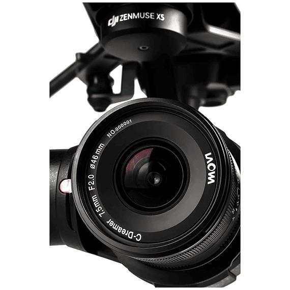 Lente Laowa 7.5mm f/2 MFT para Micro Cuatro Tercios Ultra-Light- Image 10