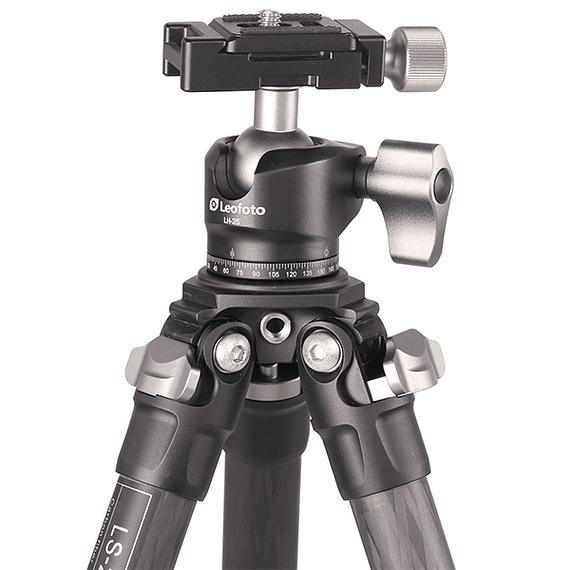 Trípode Carbono Ranger Leofoto con Cabezal 3 Sec. LS-223C- Image 3