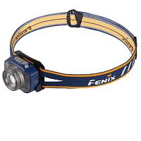 Linterna Frontal Fenix LED 600 lúmenes Recargable USB HL40R Azul