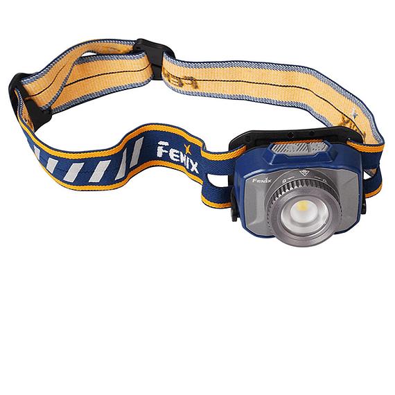 Linterna Frontal Fenix LED 600 lúmenes Recargable USB HL40R Azul- Image 2