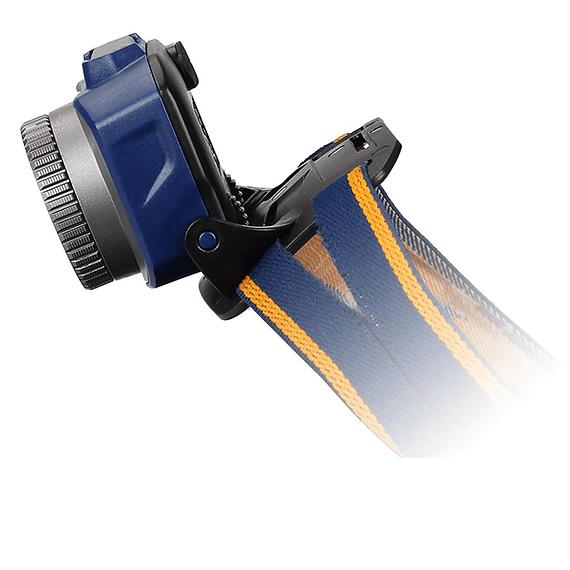Linterna Frontal Fenix LED 600 lúmenes Recargable USB HL40R Azul- Image 3