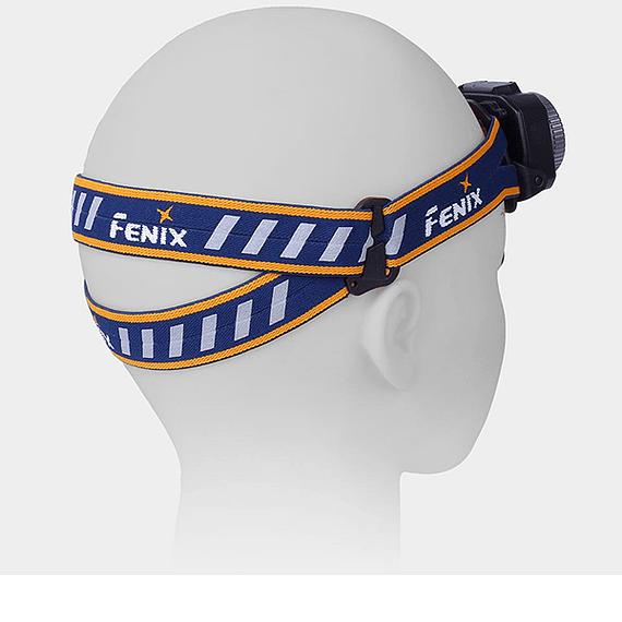 Linterna Frontal Fenix LED 600 lúmenes Recargable USB HL40R Azul- Image 4