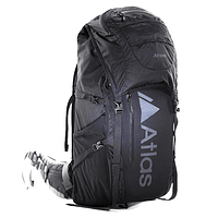 Mochila Atlas Packs Athlete Pack 40L Negro